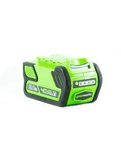 Greenworks 40V 5 Ah Battery 2907002